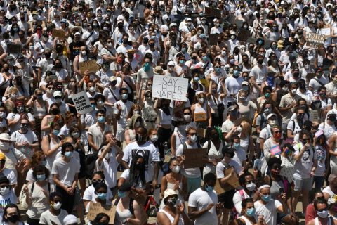 INSIDER | An estimated 15,000 people rallied for Black trans lives in New York City