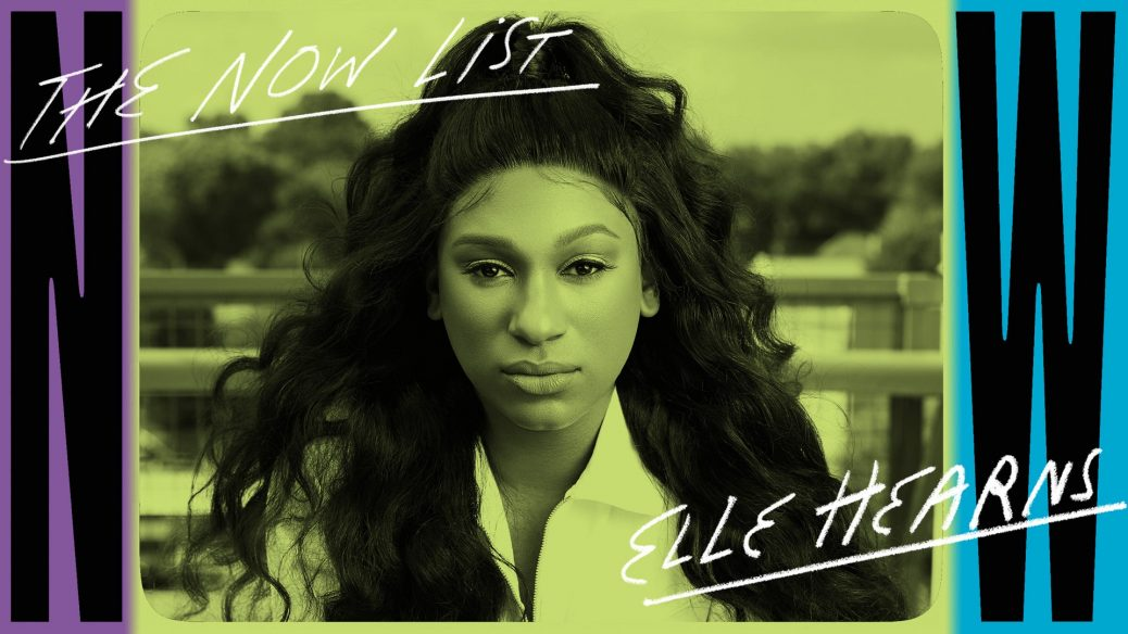 Elle Hearns for Them.'s Now List