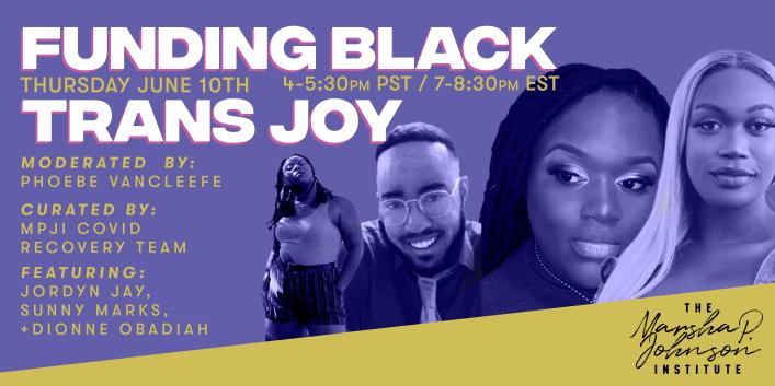 Funding Black Trans